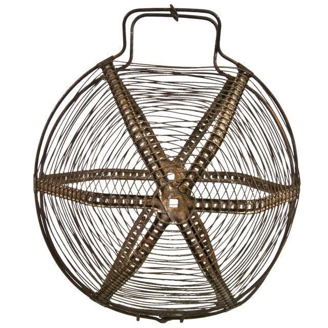 French Wirework Salad Basket - Image 1 of 3