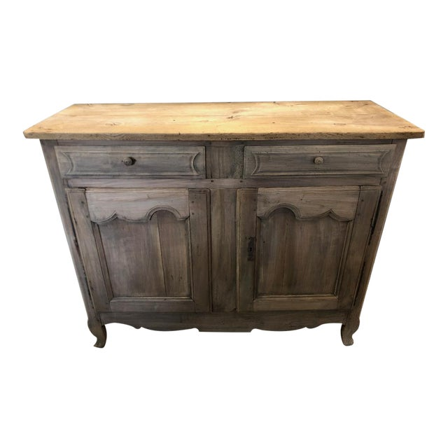 19th Century French Louis XV Style Sideboard For Sale