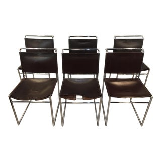 Set of 2 Marcel Breuer B40 Chairs For Sale