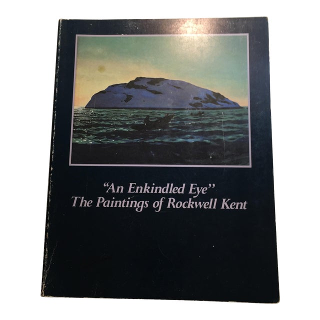 1985 The Paintings of Rockwell Kent Book For Sale