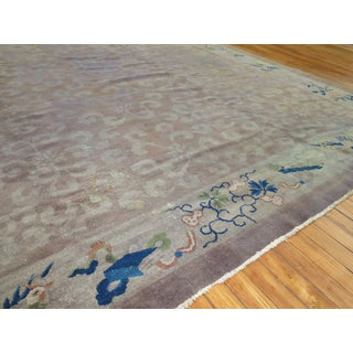 Chinese Art Deco Rug, 9' X 11'5'' Preview