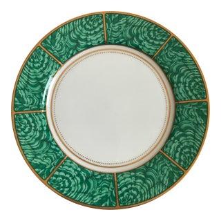 Georges Briard Imperial Malachite Plate