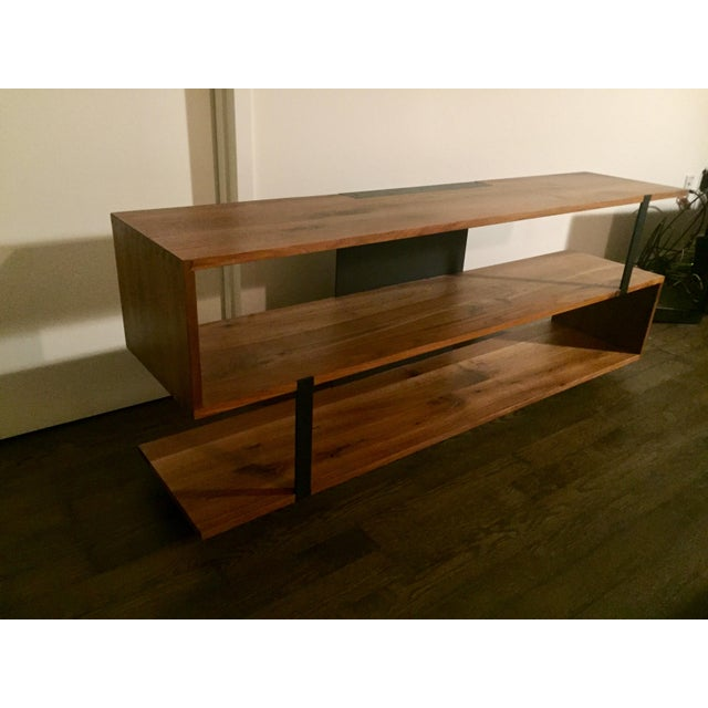 Austin 62 Media Console + Reviews   Crate and Barrel