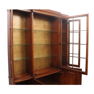 Drexel Heritage Chinoiserie Display Cabinet Preview