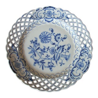 Meissen Traditional Serving Plate For Sale