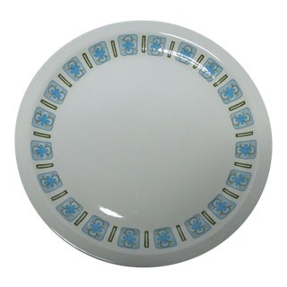 1950s Style House Finlandia Ironstone Platter For Sale
