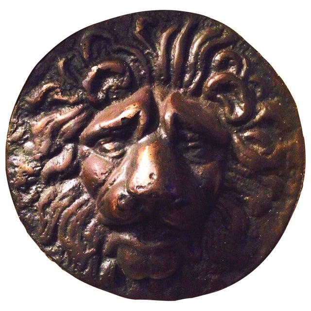 Lion Head Relief For Sale