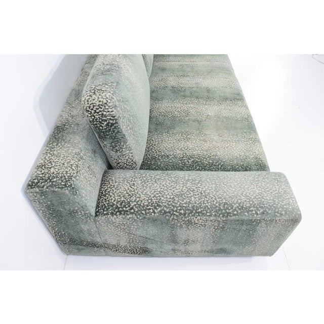 Green Christian Liaigre Augustin Sofa For Sale - Image 8 of 13