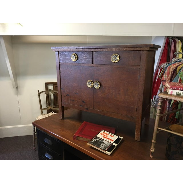 Vintage Entry Way Table - Image 3 of 3