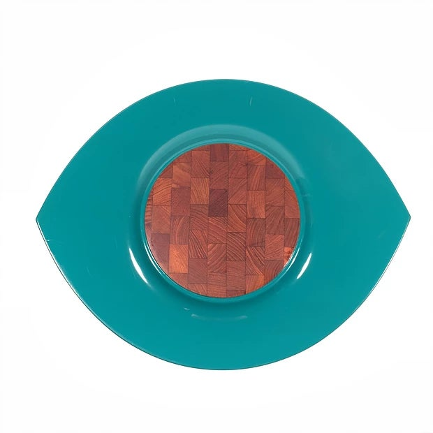 Contemporary Jens Quistgaard Festival Lacquer Tray For Sale - Image 3 of 3