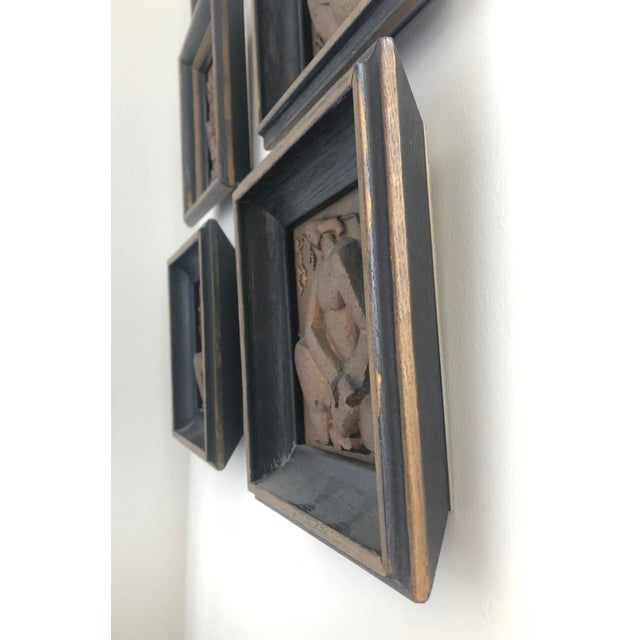 1940s Bronze Wpa Plaques - Set of 6 For Sale - Image 11 of 12