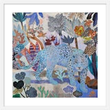 """Image of Medium """"Camouflage"""" Print by Martyna Zoltaszek, 25"""" X 25"""" For Sale"""