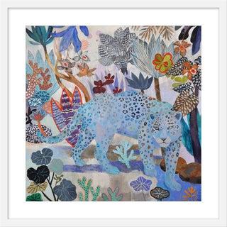 """Medium """"Camouflage"""" Print by Martyna Zoltaszek, 25"""" X 25"""" For Sale"""