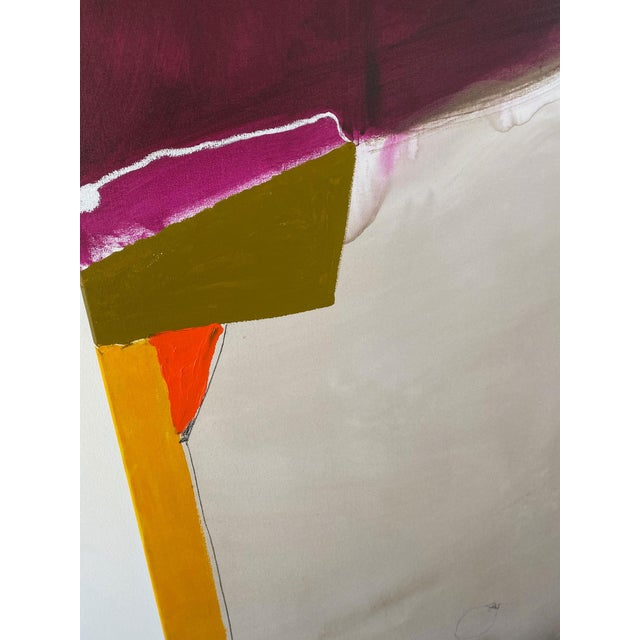 2010s Monumental Contemporary Abstract Painting XII by William McLure For Sale - Image 5 of 8