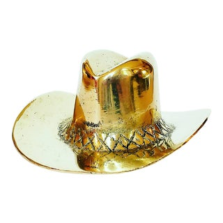 1970s Vintage Cowboy Hat Bottle Opener For Sale