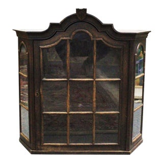 Dutch Hanging Cupboard For Sale