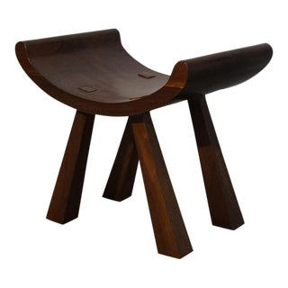 1960s Vintage Butterfly Stool For Sale