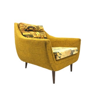 1960s Mid Century Modern Adrian Pearsall Lounge Chair
