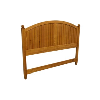 20th Century Country Ethan Allen Country Colors Queen Size Headboard For Sale