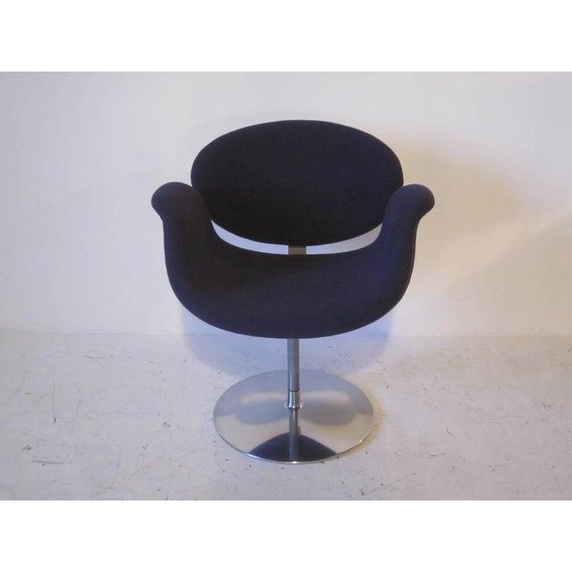 Pierre Paulin Op Art Sculptural Swiveling Armchair For Sale In Cincinnati - Image 6 of 7