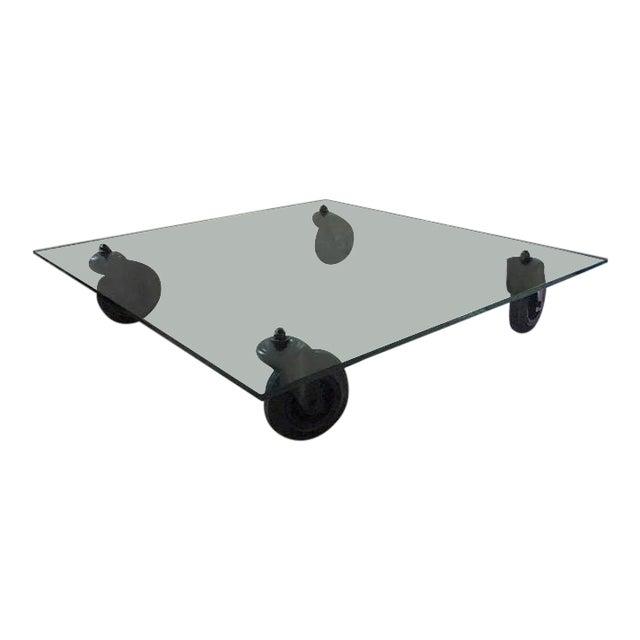 Luxury tavolo con ruote by gae aulenti decaso - Tavolo con ruote gae aulenti ...