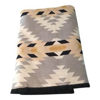 Patterned Pendleton Blanket