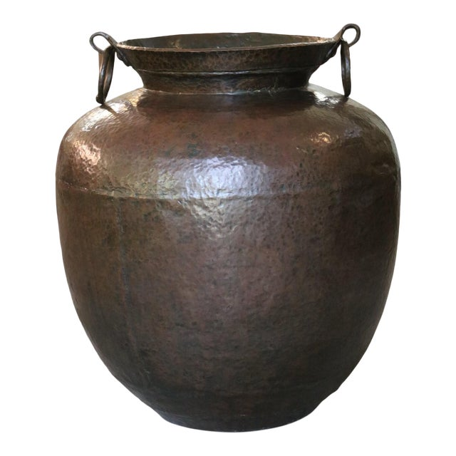 Copper Pot For Sale