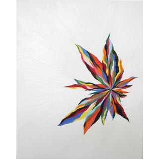 Abstract Painting by Luz Del Fuego For Sale