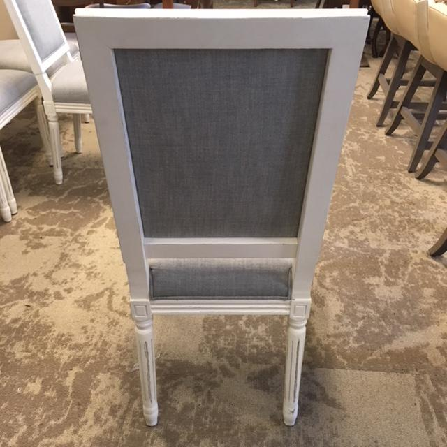 French Restoration Hardware French Dining Chairs - Set of 5 For Sale - Image 3 of 8