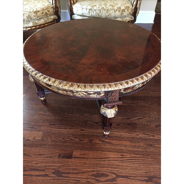 Louis XVI Reproduction Coffee Table - Image 6 of 6