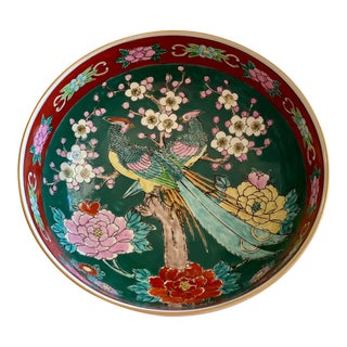 Gold Imari Porcelain Bowl For Sale