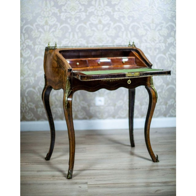 Late 18th Century Louis XV Ladies Writing Desk from the 18th Century For Sale - Image 5 of 13