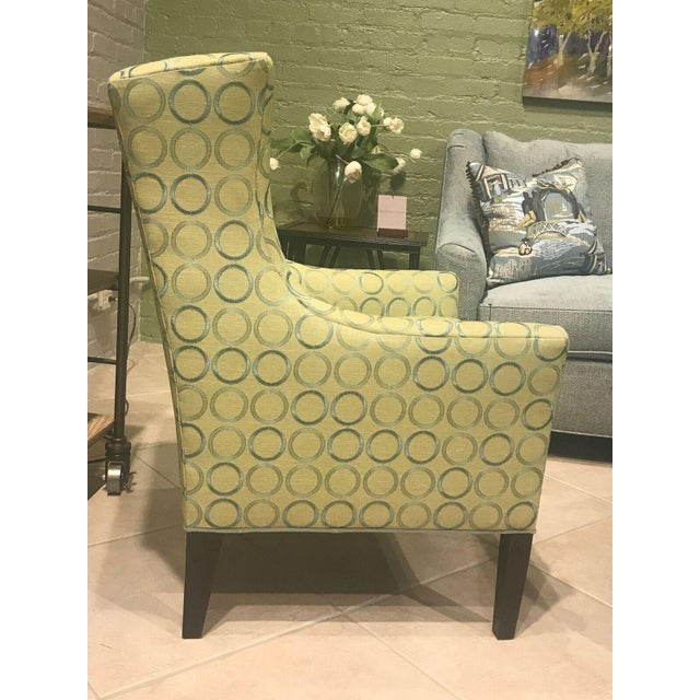 Hickory Chair Jackson Wing Chair - Image 4 of 7
