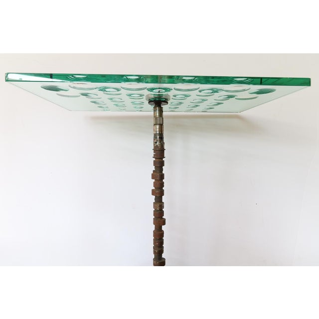 """Blue Feliciano Bejar """"Magiscopo"""" Table For Sale - Image 8 of 10"""