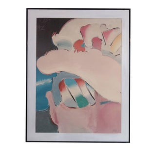 Signed Peter Max Lithograph 1973 For Sale