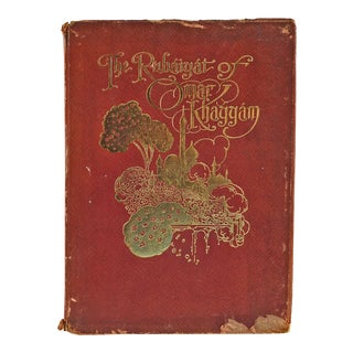 Rubaiyat of Omar Khayyam For Sale