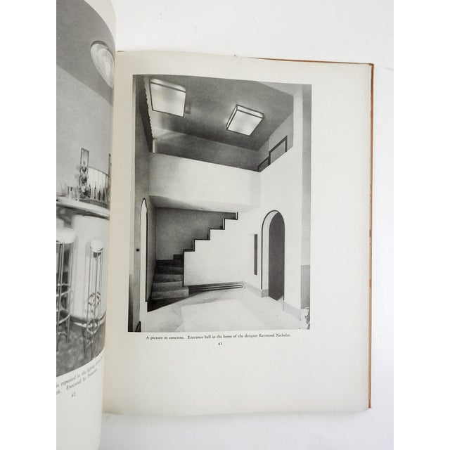 1928 'New Dimensions: The Decorative Arts' Book - Image 9 of 11