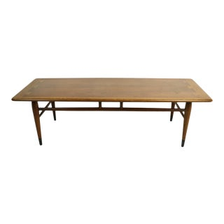 Mid Century Lane Acclaim Coffee Table For Sale