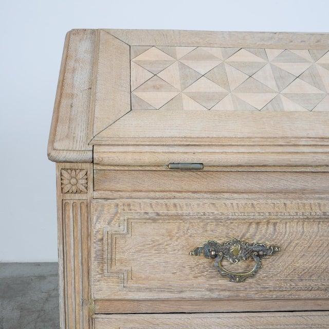 1860s French Secretary Cabinet For Sale - Image 9 of 10