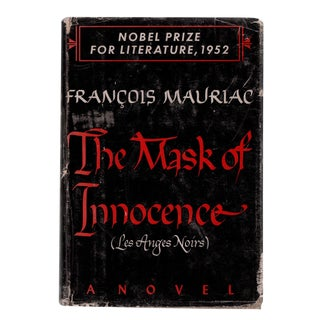 "1953 ""The Mask of Innocence"" Collectible Book For Sale"