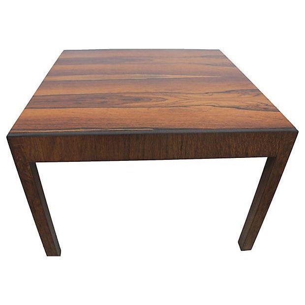 Baker Rosewood Tables - A Pair - Image 5 of 9