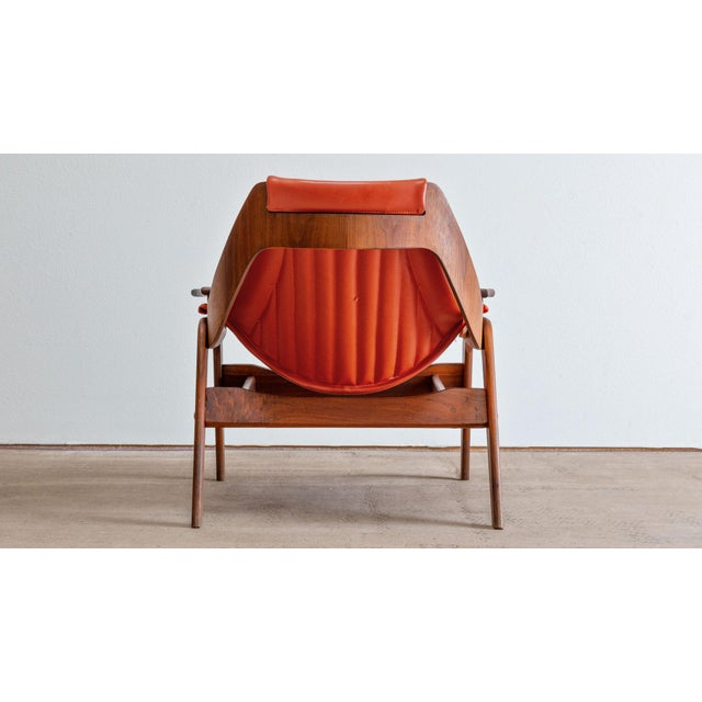 Mid Century Modern Jerry Johnson Triumph I Sling Chair For Sale In Las Vegas - Image 6 of 9