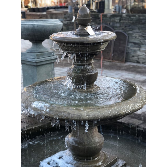 """""""San Pietro"""" Tiered Fountain For Sale - Image 4 of 7"""