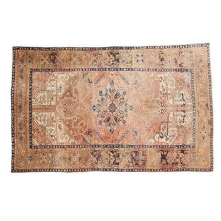 """Vintage Kars Carpet - 6'4"""" X 10'2"""" For Sale"""
