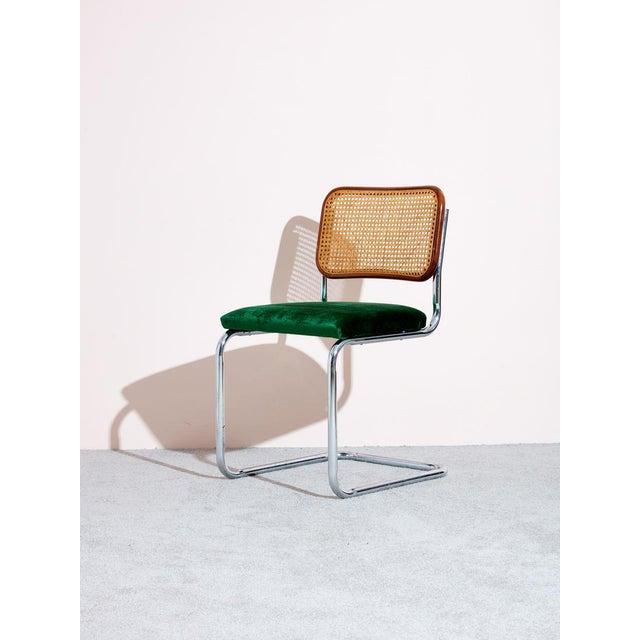 Marcel Breuer Vintage Cesca Chair by Marcel Breuer For Sale - Image 4 of 4