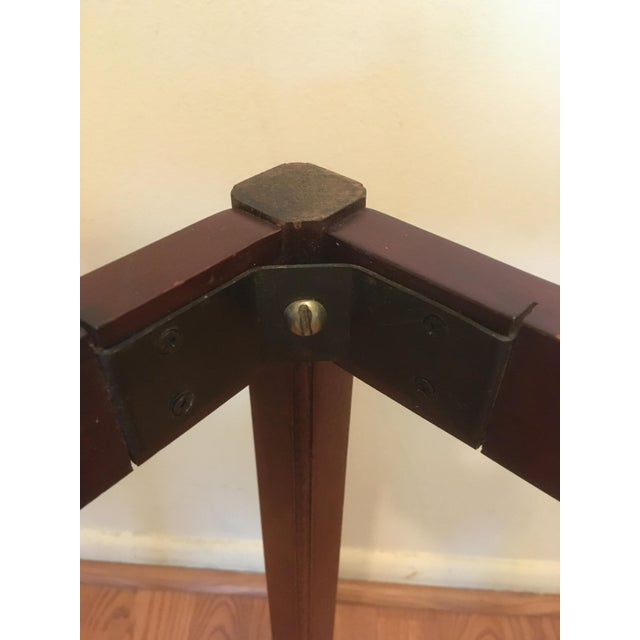 20th Century Bombay Butler Tray Table For Sale - Image 11 of 13