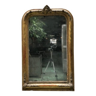 19th Century Provincial Mirror For Sale