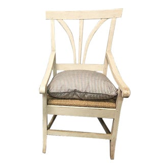 "Holly Hunt ""Napa"" Dining Chair For Sale"