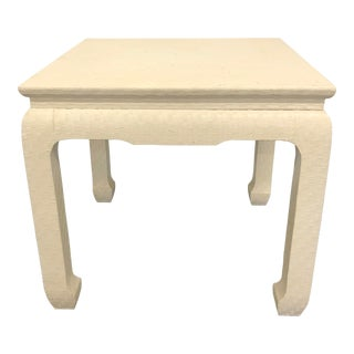20th Century Baker Ming Wrapped Side Table For Sale