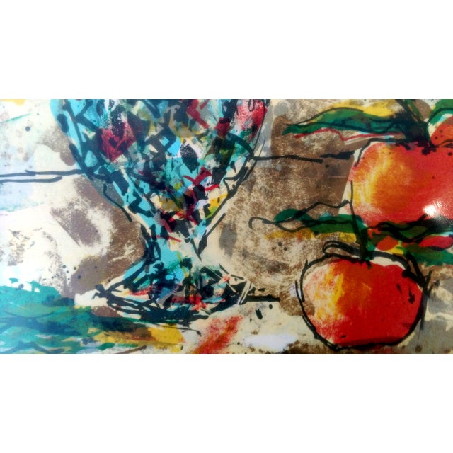Still Life Lithograph by Bertoldo Taubert For Sale - Image 7 of 10